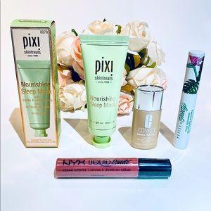 NEW Beauty Bundle! Clinique PIXI NYX Petite Pretty